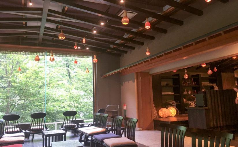 星野リゾート界川治が素敵すぎたので感想・写真をブログに載せてみた(夏シーズン)